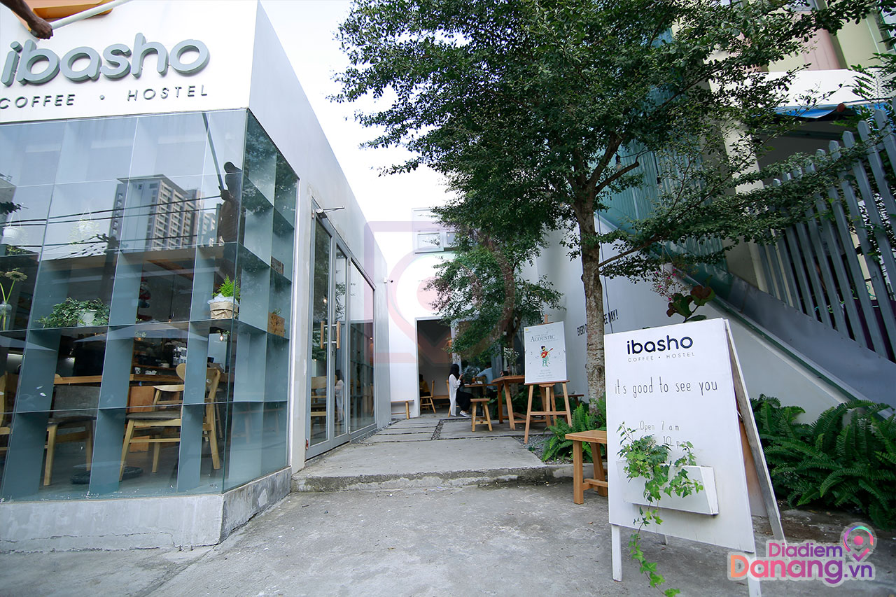 ibasho coffee and hostel