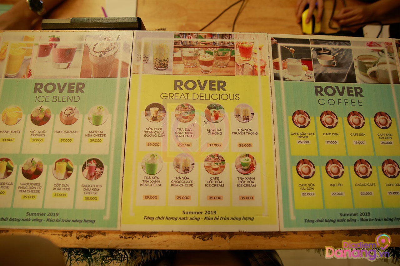Rover Coffeeshop & Workspace